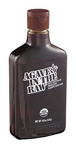 - Agave In The Raw Sweetener, 18.5-Ounce Bottle