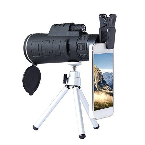 Télescope Monoculaire le Télescope Extérieur à Ultra Puissant de 35 * 50 Ultra Puissant Peut Prendre Des Photos