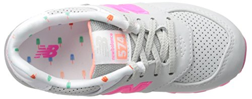 pink Kl574 Shoe Running toddler Balance infant Fair Grey State New qnz17P