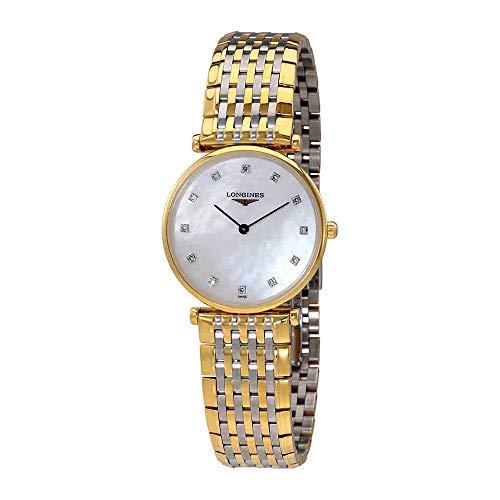 - Longines Elegance La Grande Classique De Presence Ladies Watch L4. 512. 2. 87. 7