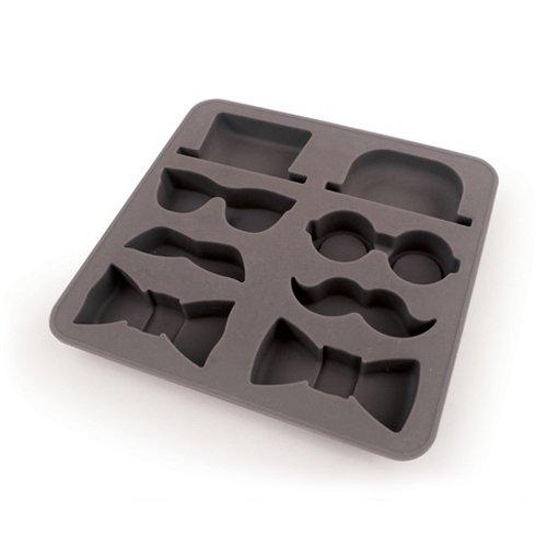 Kikkerland Gentlemans Silicone Cube Tray product image