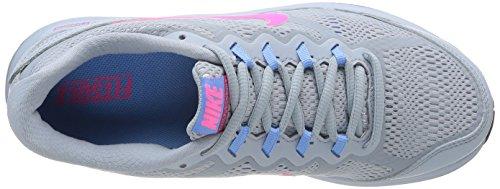Shoes Running 100 Women's 653594 Hypr Multicolour White Gry Pnk NIKE Lt Unv Mgnt xfqwpn