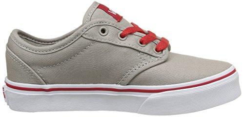 Vans Jungen Atwood Low-Top Beige (varsity/gray/red)