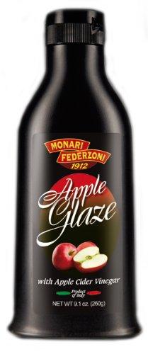 Monari Apple Glaze with Apple Cider Vinegar, 9.1-Ounce (Pack of 3)