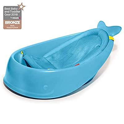 Skip Hop Moby Baby Bath Tub 3 in 1 Smart Sling