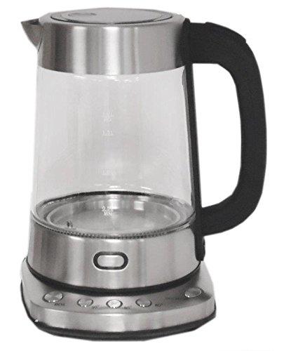 Amazon.com: Nesco gwk-03d eléctrico hervidor de agua de ...