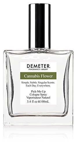 Demeter Cologne Spray, Cannabis Flower, 3.4 oz.