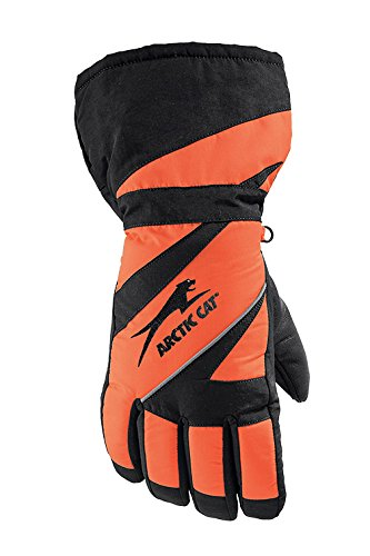 Arctic Cat Unisex Adult Gloves Orange Large