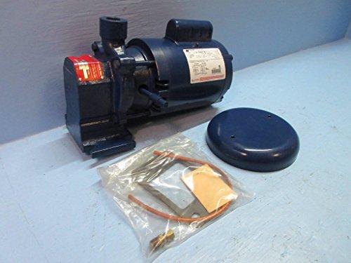 (New Shipco 110P Condensate Pump 12 GPM @ 20 PSIG w/Magnetek Motor B614 1/2 Hp)