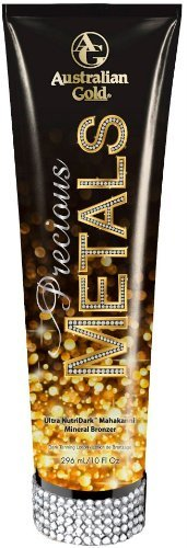Precious Metals Bronzing Tanning Lotion 10 ounce
