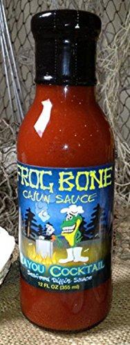 Frog Bone Bayou Cocktail Sauce 3 Pack by Frog Bone
