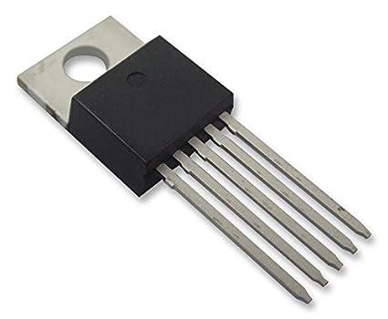 IC de amplificadores de – – Audio Amplificador Clase AB 5 W sip-5 –