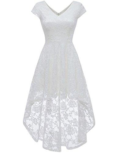 AONOUR AR8010 Women's Floral Lace Formal Dress Cap