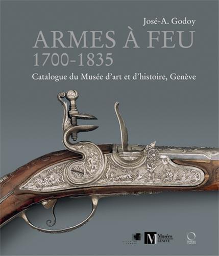 Armes à feu 1700-1835 (Anglais) Relié – 31 décembre 2018 Jose-A. Godoy Officina Libraria 8889854693 Antiques/Collectibles