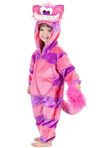 Baby Cheshire Cat Costume (Cheshire Cat Jumpsuit Costume - Baby 12-18)