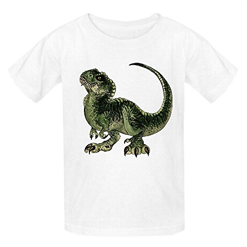 Redhead 5 Pocket (Snowl Baby Dinosaur T Rex Youth Crew Neck Customized T Shirt White)