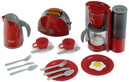 Theo Klein Bosch Breakfast Toy Playset