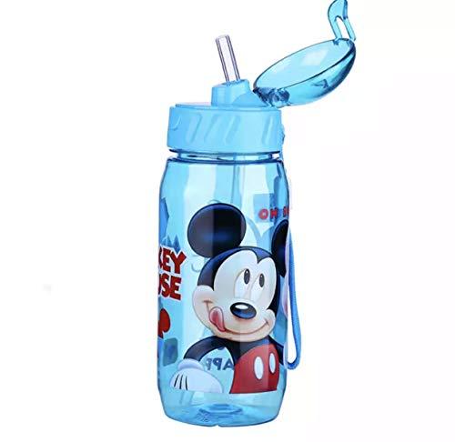 cartoon Kids Disney Water Bottle,Perfect for School 400 ml