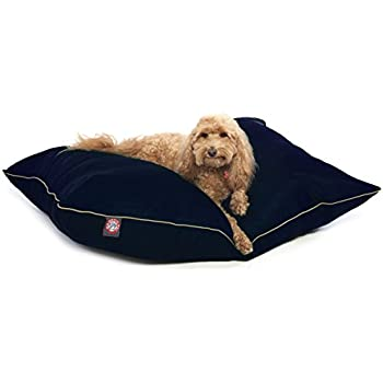 majestic pet beds. 28x35 Blue Super Value Pet Bed By Majestic Products-Medium Beds