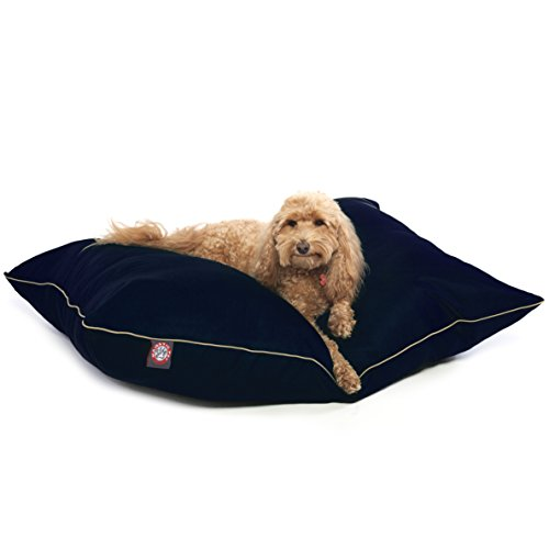 Majestic Pet 28x35 Blue Super Value Pet Bed Products-Medium