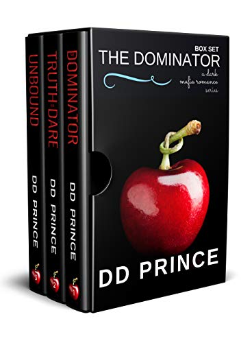 The Dominator Books: (Dark Mafia Romance Boxed Set: Books 1, 2, 3)