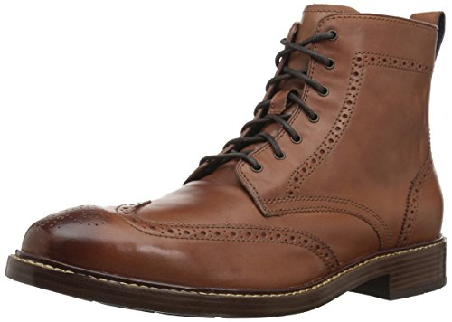 Cole Haan Men's Kennedy Wingtip II Fashion Boot, Woodbury, 9 Medium US