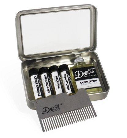 Detroit Grooming Beard Kit Sampler product image