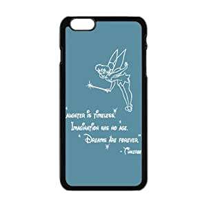 Peter Pan's Character Tinkerbell Phone Case for Iphone 6 Plus