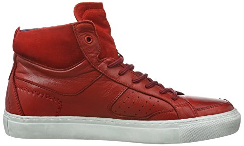 boot Dockers laced red mens Red 8wAEgq