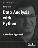 Data Analysis with Python: A Modern Approach Front Cover