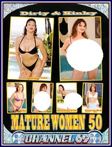Dirty and kinky mature women