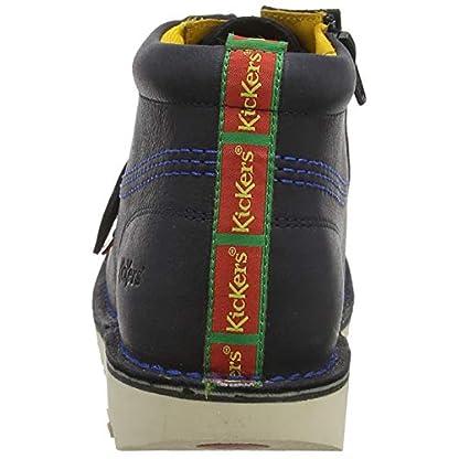 Kickers Boys' Kick Hi Ankle Boots 3