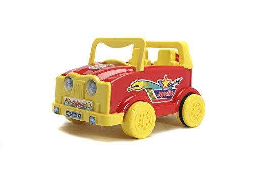 Toymaxx Khanna Apollo Car , Multi Color