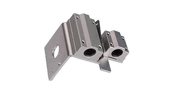 Piezas para impresora 3D Reprap Prusa i3, cabezal de impresión ...