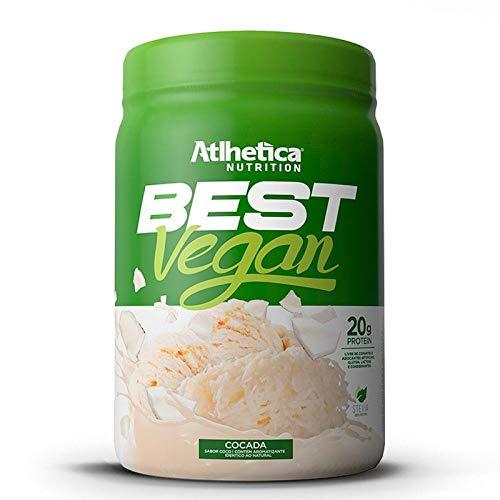 Best Vegan Cocada, Athletica Nutrition, 500g