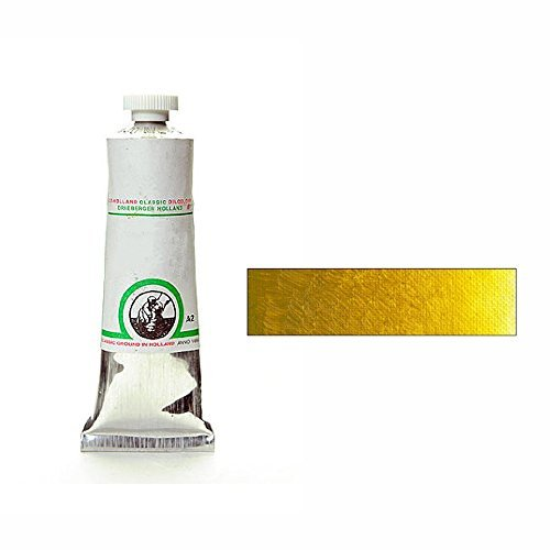 Old Holland Classic Oil Colours Indian yellow green lake extra 40 ml 118 by Old Holland