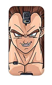 Hot Tpu Case For Galaxy S5 With Vegeta Ssj 7495463K33195372