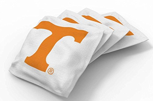 (PROLINE 6x6 NCAA College Tennessee Volunteers Cornhole Bean Bags - Solid Design (B))
