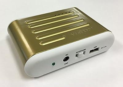 Mighty Jump Pocket Car Jump Starter and Power Bank - Gold