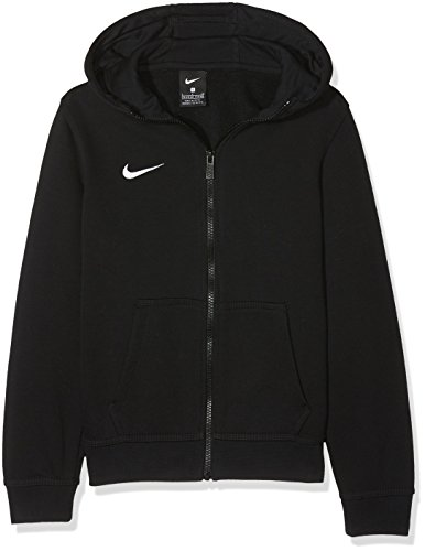 Club nbsp;– Zip nbsp;felpa Nike Bambino Team bianco Nero Full nero fqxg5
