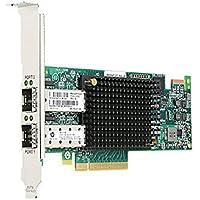 HP C8R39A StoreFabric SN1100E - Host bus adapter - PCIe 3.0 x8 low profile - 16Gb Fibre Channel x 2 - for ProLiant DL360e Gen8, DL360p Gen8, DL380p Ge