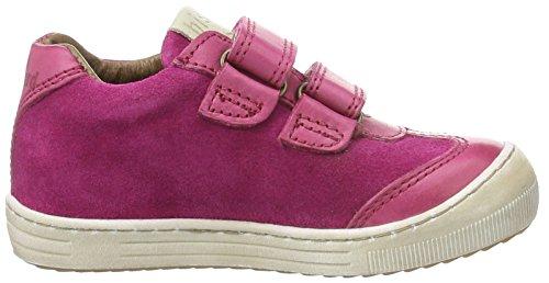 Bisgaard Unisex-Kinder Tex Klettschuhe Low-Top Pink (4003 Pink)