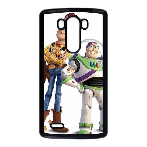 LG G3 phone case Black Toy Story NHY4401320