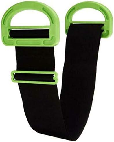 移動アーティファクトポータブルは、運搬ベルトと一緒に移動する単一の省力重量物移動ロープ