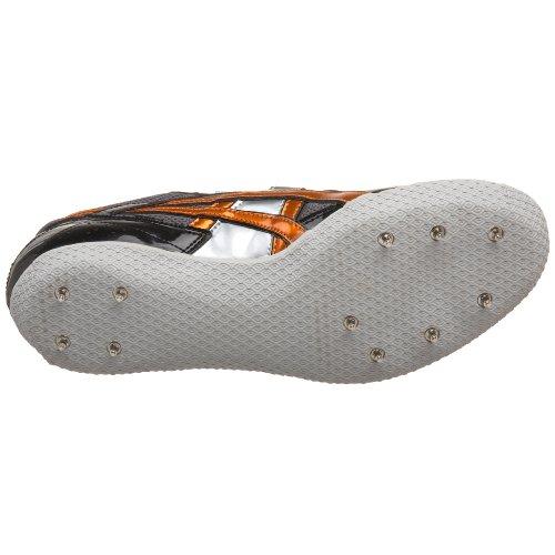 Asics Turbo Hi Jump Chaussures Dathlétisme Pour Homme Storm / Copper / Black