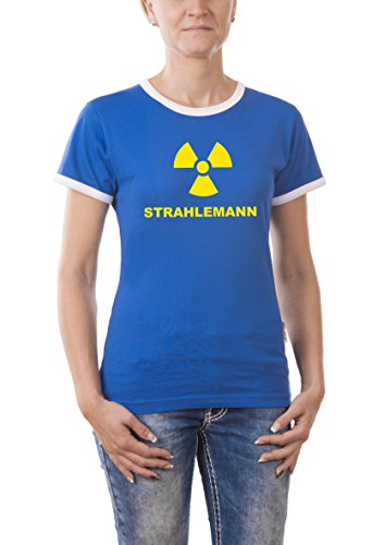 Touchlines T-shirt Strahlemann - Camiseta Mujer Royal