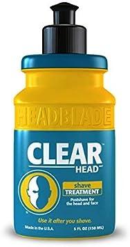 HeadBlade ClearHead Shave Treatment 5oz: Amazon.es: Salud y ...