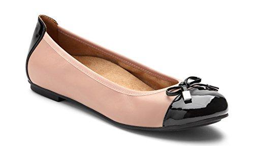 Women's Ballet Vionic Flat Minna Spark Blush aqxndR