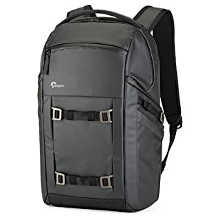 Lowepro Freeline Camera Backpack 350 AW, Black, Versatile Daypack Designed for Travel, Photographers and Videographers, for DSLR, Mirrorless, Laptops, Bridge, CSC, Lenses and Travel Gear, (B07DPV27CC) | Amazon price tracker / tracking, Amazon price history charts, Amazon price watches, Amazon price drop alerts