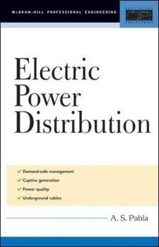 electrical power distribution - 9
